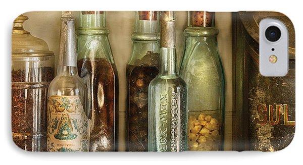 Food - The Ingredients  IPhone Case by Mike Savad