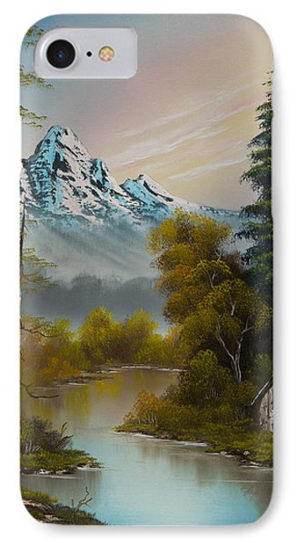 Mountain Sanctuary IPhone Case