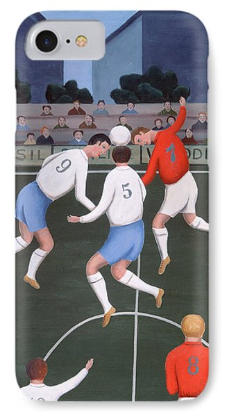 Football Phone Case by Jerzy Marek