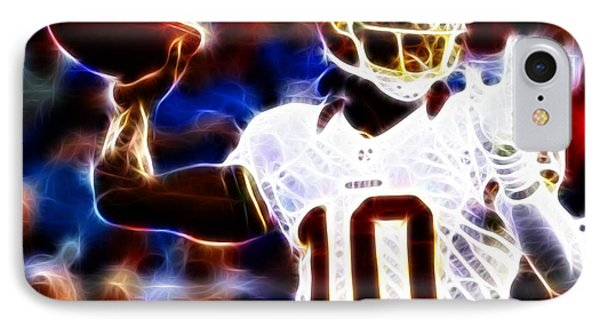 Football - Rg3 - Robert Griffin IIi IPhone Case by Paul Ward