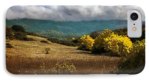Foothill Autumn In Southern Oregon Phone Case by Mick Anderson