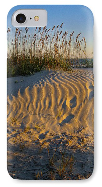 IPhone Case featuring the photograph Footprints by Patricia Schaefer