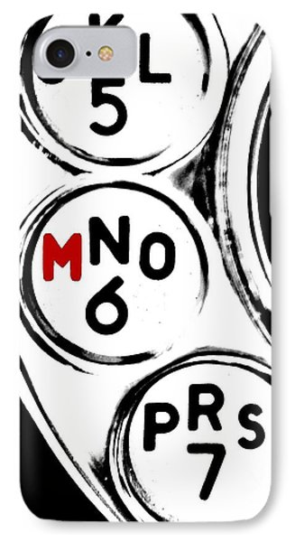 For Murder IPhone Case by Benjamin Yeager