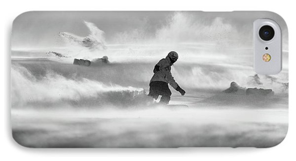 For Strong Only... IPhone Case by Peter Svoboda