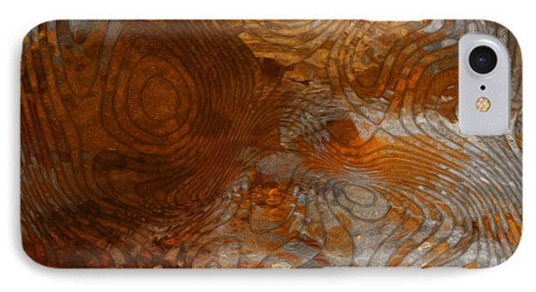 For The Love Of Rust Phone Case by Jack Zulli