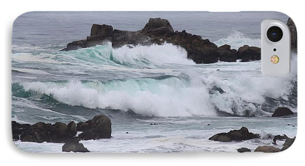Force Of Nature IPhone Case by Bev Conover