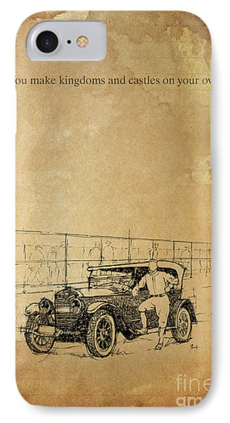 Ford And The Baseball Star Phone Case by Pablo Franchi