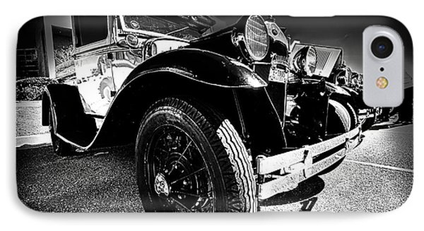 Ford Antique Cars IPhone Case