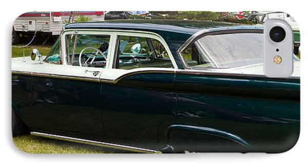 Ford Classic Automobile IPhone Case by Mick Flynn
