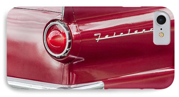 IPhone Case featuring the photograph Ford Fairlane by Dawn Romine