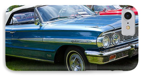 Ford Galaxie 520 Xl IPhone Case by Mick Flynn