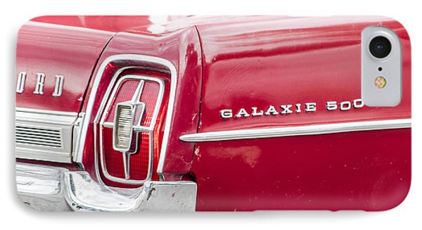 IPhone Case featuring the photograph Ford Galaxie  by Dawn Romine