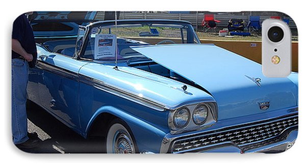 Ford Skyliner IPhone Case