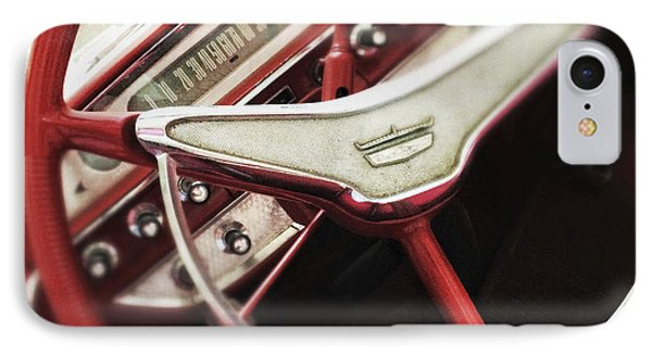 IPhone Case featuring the photograph Ford Sunliner by Bradley R Youngberg