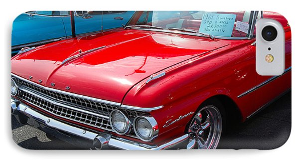 Ford Sunliner IPhone Case