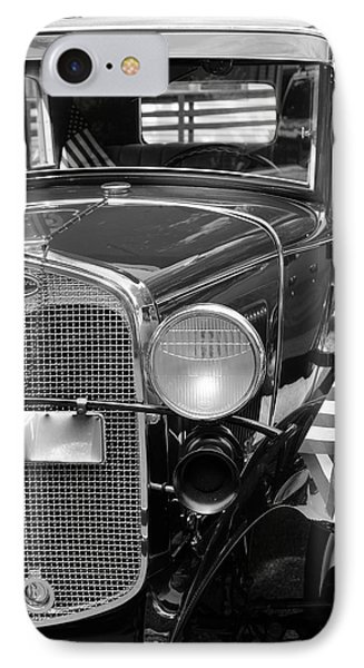 Ford IPhone Case by Tiffany Erdman