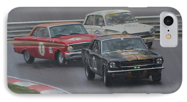 Ford Trio IPhone Case by Roger Lighterness