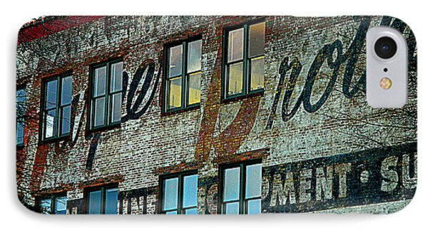 Fords Restaurant In Greenville Sc IPhone Case by Kathy Barney