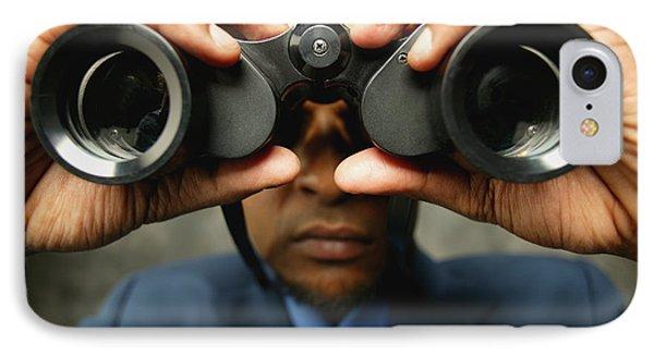 Foresight Phone Case by Darren Greenwood