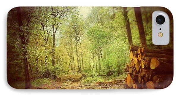Forest IPhone Case by Daniel Precht