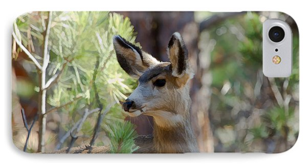 Forest Doe IPhone Case