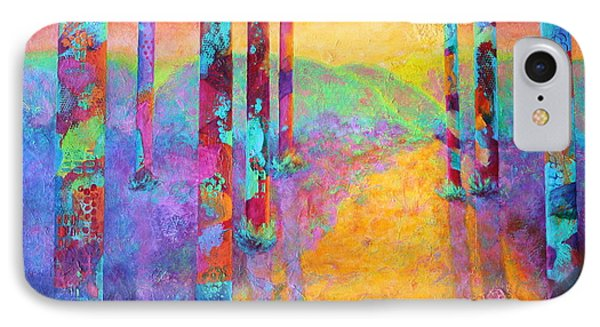Forest Fantasy Phone Case by Nancy Jolley