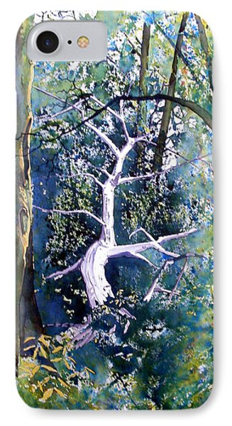 Forest Lessened  IPhone Case