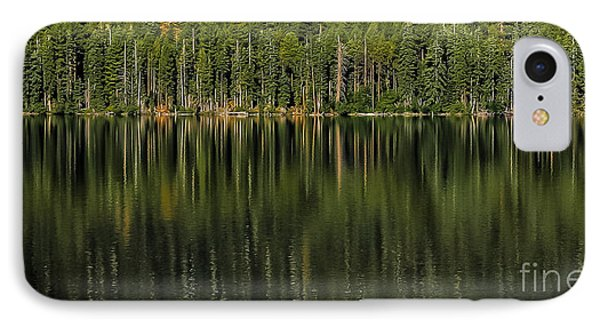 Forest Of Reflection Phone Case by Mitch Shindelbower