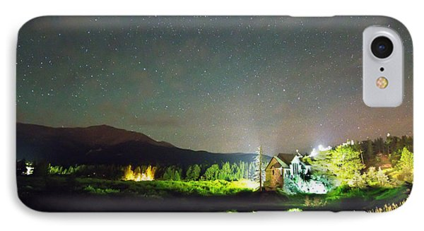Forest Of Stars Above The Chapel On The Rock Phone Case by James BO  Insogna