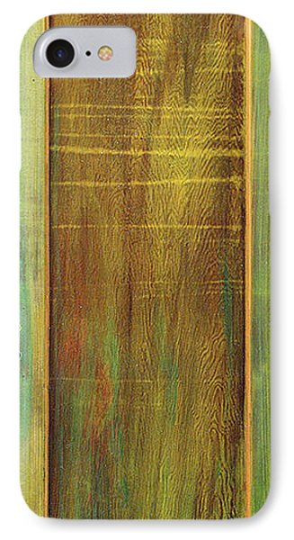 Forest Painted Door Phone Case by Asha Carolyn Young