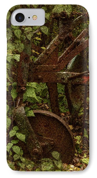 Forest Reclaimed IPhone Case by Jack Zulli