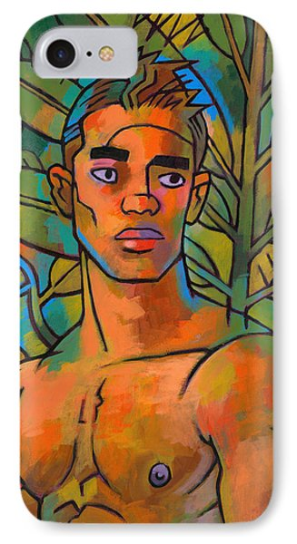 Forest Spirit 2 Phone Case by Douglas Simonson
