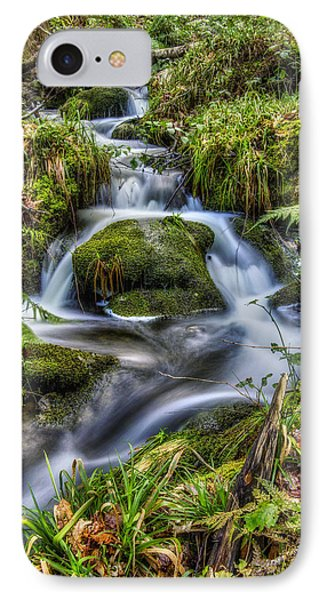 Forest Stream V2 IPhone Case