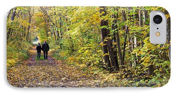 Forest Walk IPhone Case by Kennerth and Birgitta Kullman