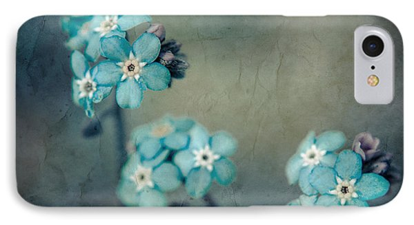 Forget Me Not 01 - S22dt06 Phone Case by Variance Collections