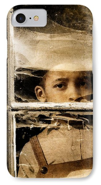 IPhone Case featuring the photograph Forgotten 2 by Timothy Bulone