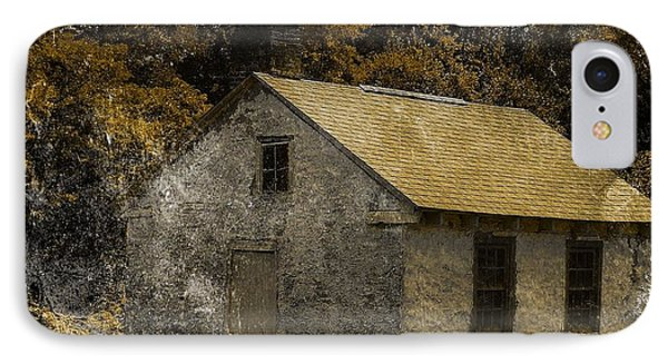 Forgotten Barn IPhone Case by Marcia Lee Jones