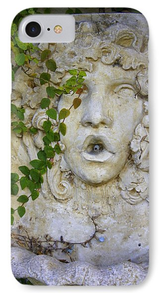 Forgotten Garden IPhone Case by Laurie Perry