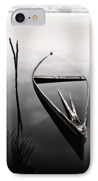 Forgotten In Time Phone Case by Jorge Maia