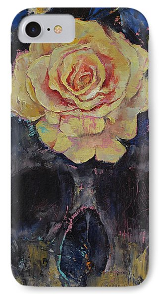 Forgotten IPhone Case by Michael Creese