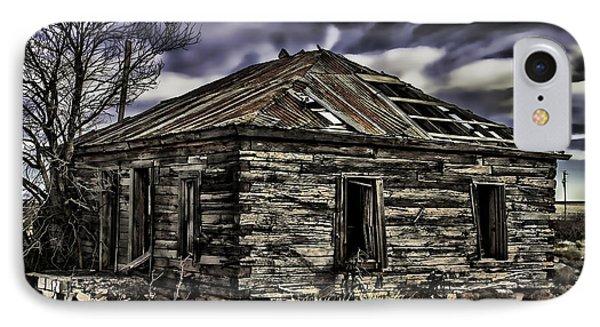 IPhone Case featuring the painting Forgotten by Muhie Kanawati