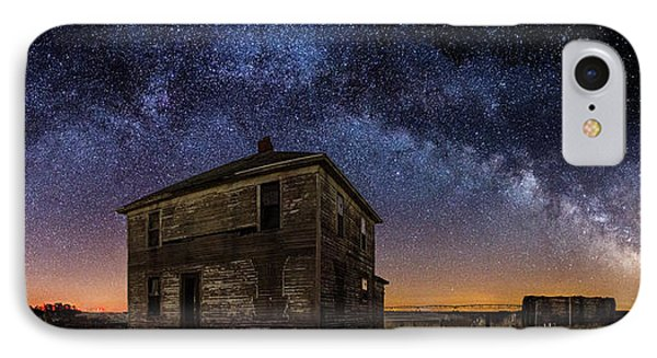 Forgotten Under The Stars  IPhone Case by Aaron J Groen