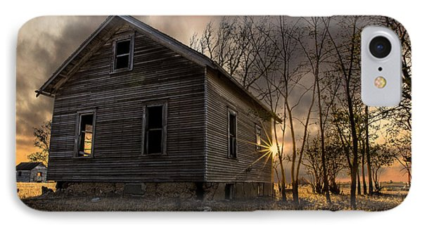 Forgotten V Phone Case by Aaron J Groen