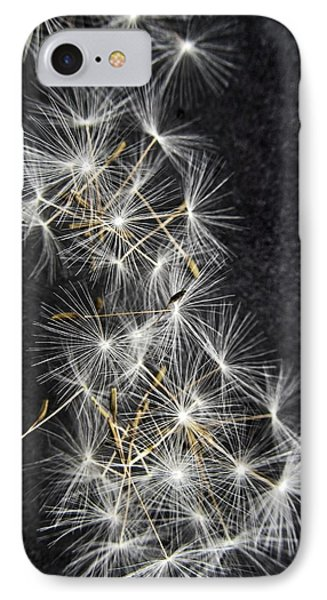 Forgotten Wishes IPhone Case by Marianna Mills