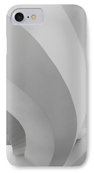 IPhone Case featuring the photograph Form And Function - Abstract by Steven Milner
