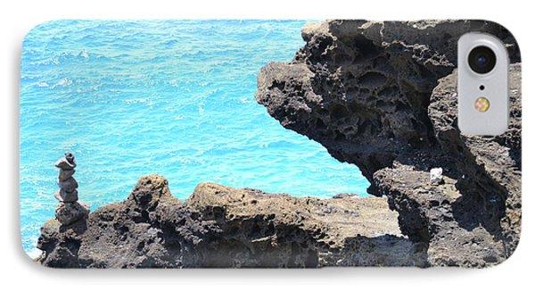 Formed Cliffs IPhone Case