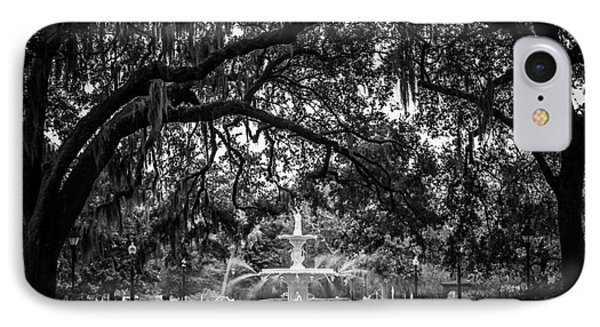 Forsyth Park IPhone Case by Perry Webster