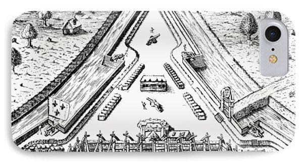 Fort Caroline, 1564 Phone Case by Granger