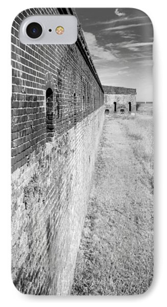 Fort Clinch II IPhone Case by Wade Brooks