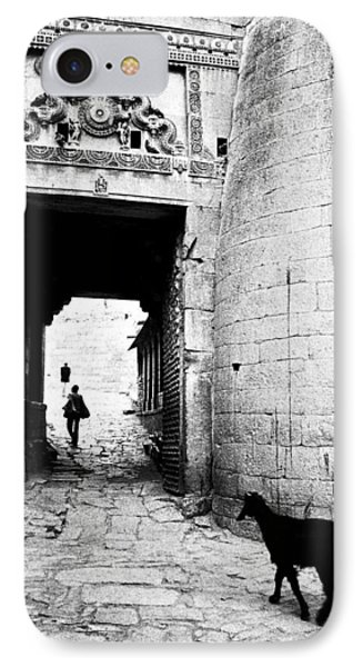 Fort Entrance Gate Phone Case by Jagdish Agarwal